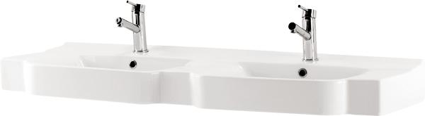 DECO раковина прямоугольная 130-1