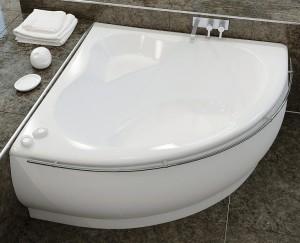 симметричная ванна