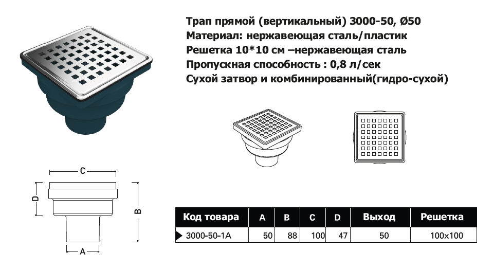 3000-50-1А