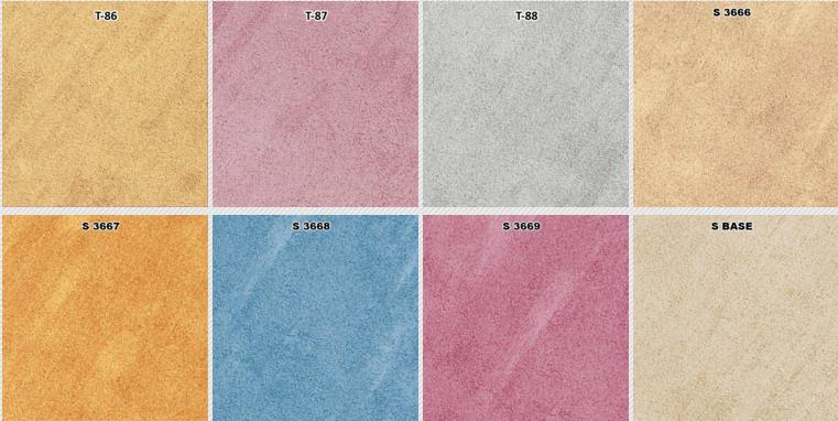 Tornado - Шелковисто-серебристая финишная декоративная краска